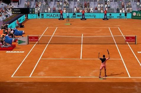 Arranca Mutua Madrid Open Virtual Pro.