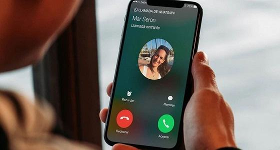 Whatsapp arrasa como aplicación de videollamadas en España.