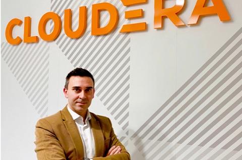 Juan Carlos Sánchez de la Fuente López como Regional Director de Cloudera en España y Portugal.