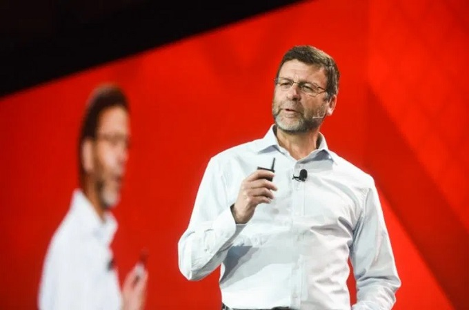 Paul Cormier, Presidente y CEO de Red Hat.