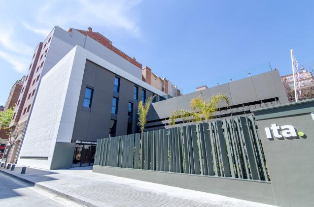 Clínica del Grupo ITA en Barcelona.