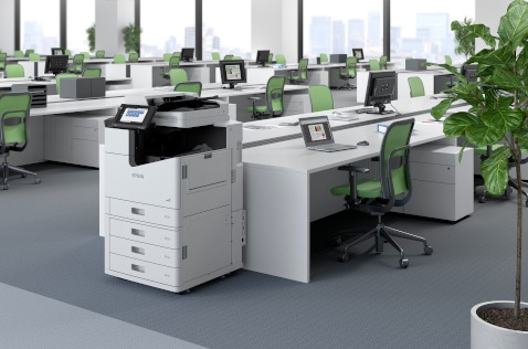 Epson Worlforce business enterprise 2