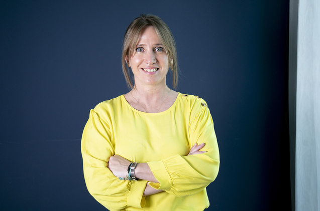 Mayte Tortosa, CEO y fundadora de YUcoach