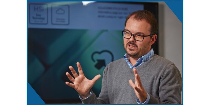 Javier Tejada, CEO de HSI Grup