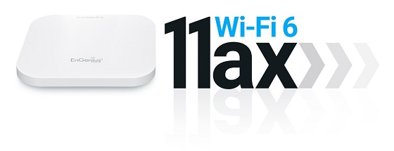 Productos Wi-Fi 6 de EnGenius.