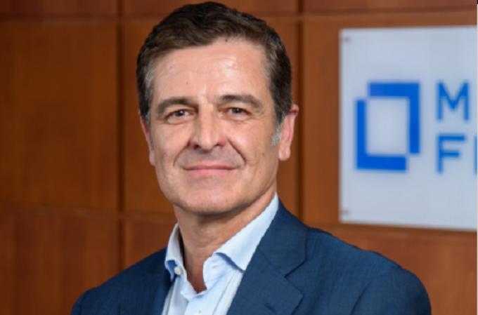 Jorge Dinarés, Presidente Internacional EMEA & LATAM de Micro Focus.