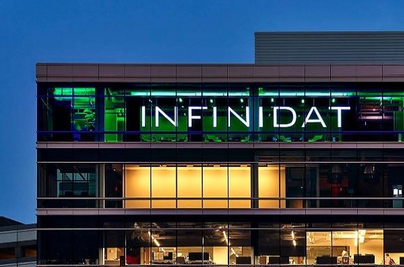 Sede corporativa de Infinidat.