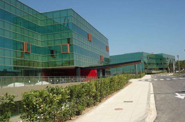 Nuevas oficinas de Ekon en Sant Cugat.