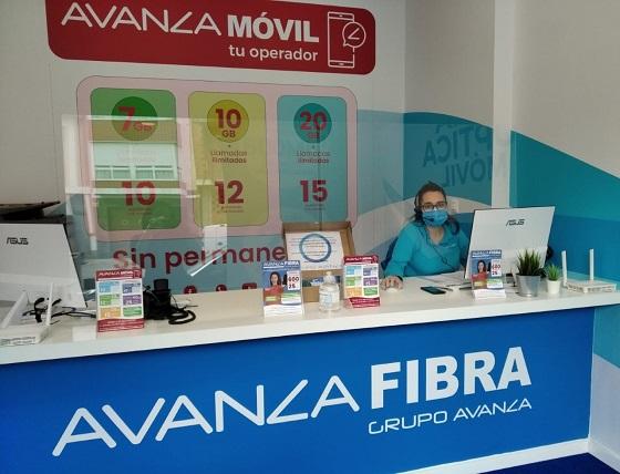 Avanza Fibra incrementa su plantilla un 10%.