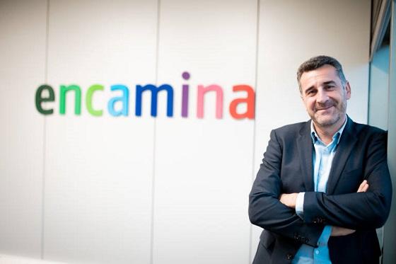 Hugo de Juan, CEO de Encamina.