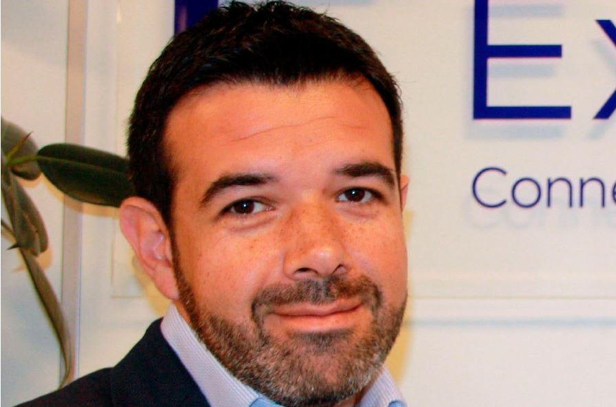 Javier Jiménez, de Extreme Networks.