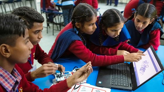 Ericsson Educate: aprendizaje digital para estudiantes.