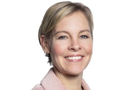 Keri Gilder, nueva CEO de Colt Technology Services.
