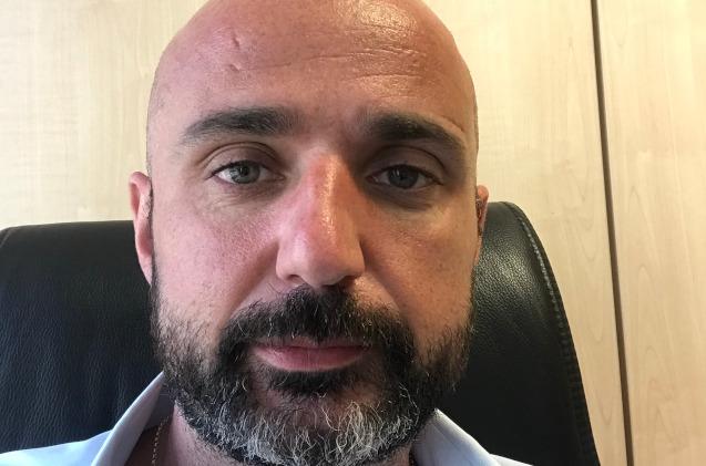 Daniel Boedo, responsable de la parte de consulting de Hitachi Vantara.