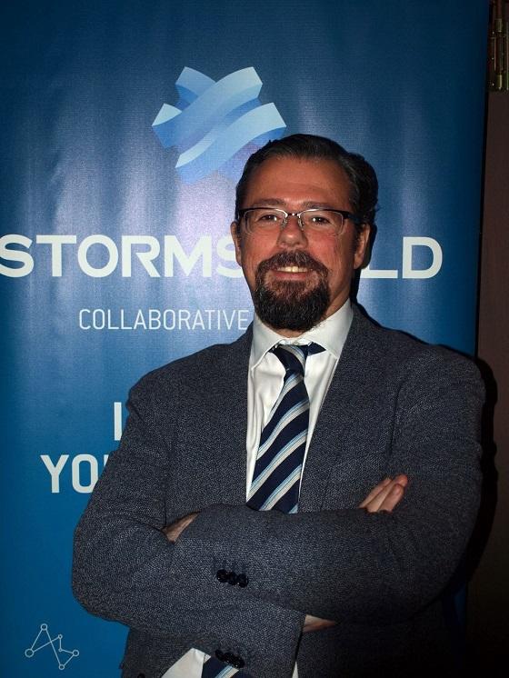 Antonio Martínez, responsable técnico de Stormshield Iberia.