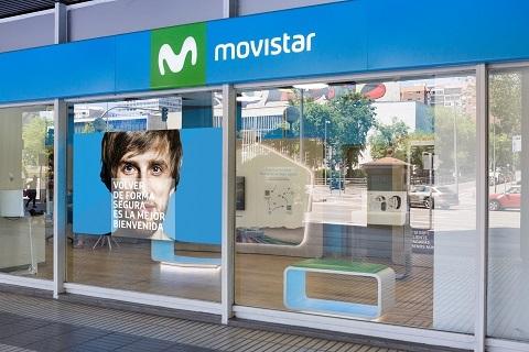Tiendas Movistar, a punto para la