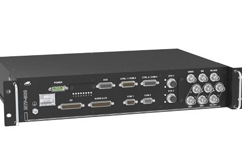 Teltronic RTP-800: TETRA y LTE para comunicaciones tren-tierra.
