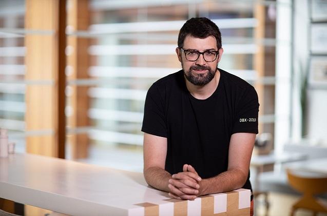 Paulo Rodríguez, esponsable de Innovación de Dropbox de EMEA