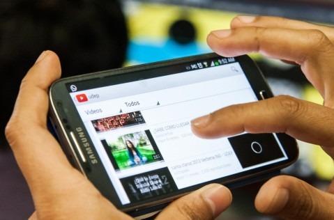 Consumo audiovisual de los españoles: plataformas online y a través del móvil.