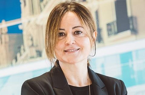 Rosa Ronda, responsable de BT España.