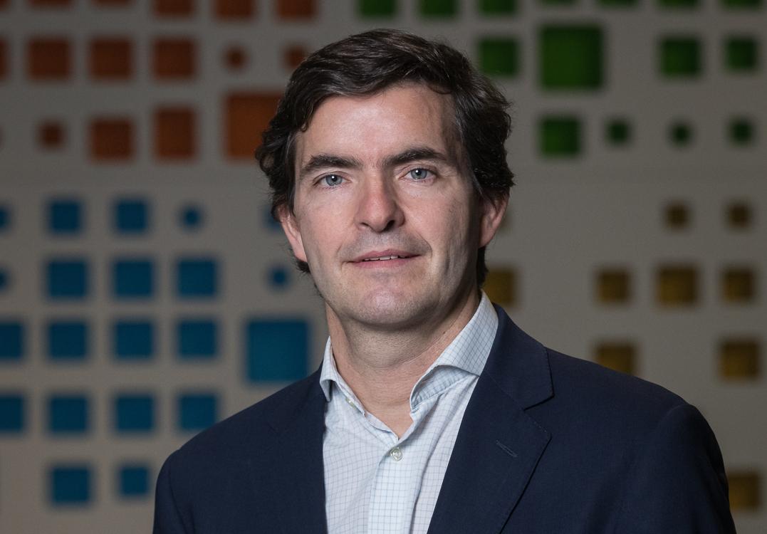 Juan Chinchilla, director de la unidad de Aplicaciones Empresariales de Microsoft.