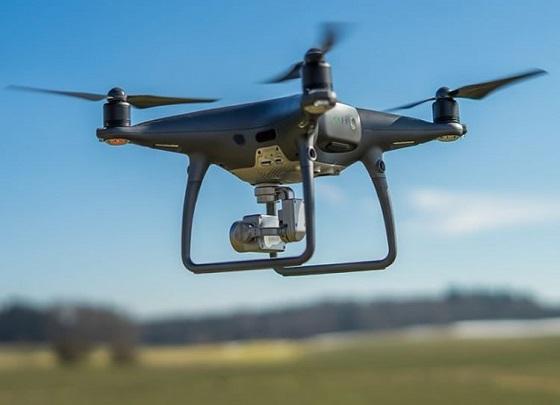 La 5G llevará a los drones a un nuevo nivel.