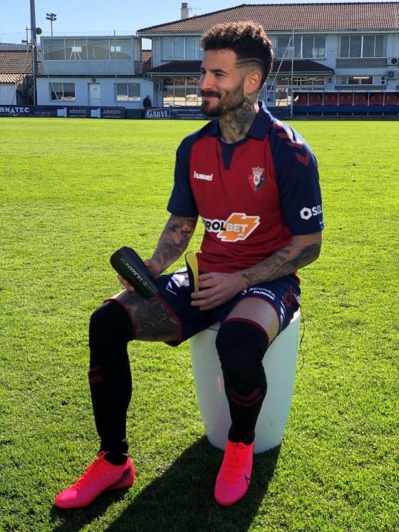 El Club Atlético Osasuna pone en marcha el programa Cantera Salud.