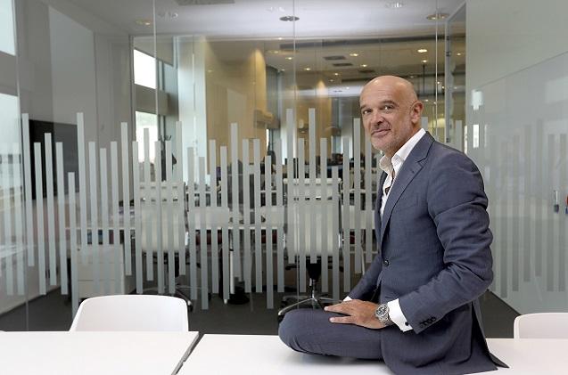 Miguel Planas, fundador de Transxfer