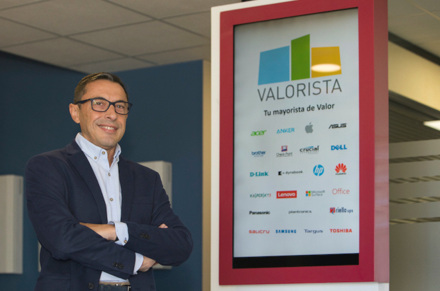 Pedro Larrosa, director de marketing de Valorista.