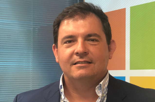 Antonio Valiente, de Tech Data