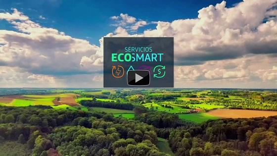 Telefónica empleará la etiqueta Eco Smart para mostrar la sostenibilidad de sus productos y servicios.