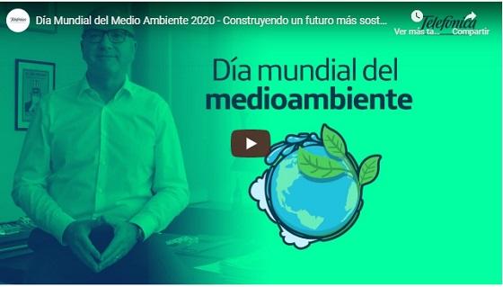 Ángel Vilá ha anunciado que Telefónica alcanzará en 2030 su objetivo de cero emisiones netas