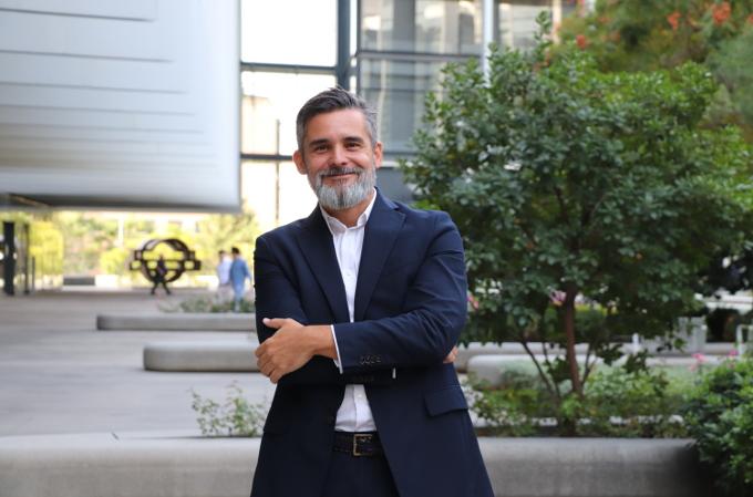 Valero Marín, CIO de Repsol.
