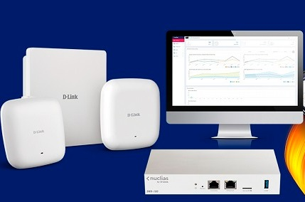 Gestión unificada de redes Wi-Fi con Wireless D-Link DNH-100.