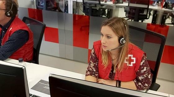 Cruz Roja apoya la recuperación y ayuda humanitaria con Avaya.