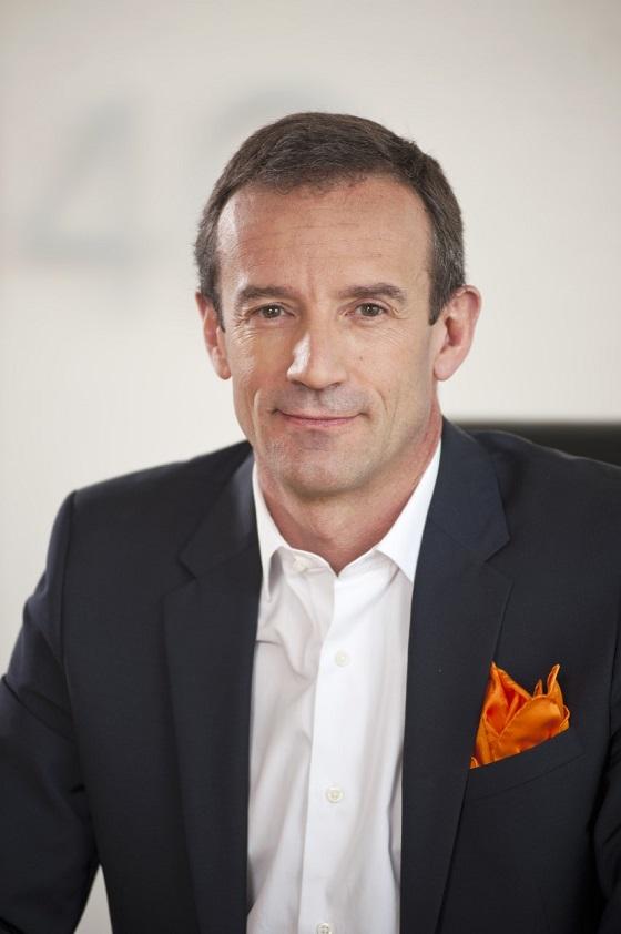 Jean-François Fallacher, nuevo CEO de Orange España.