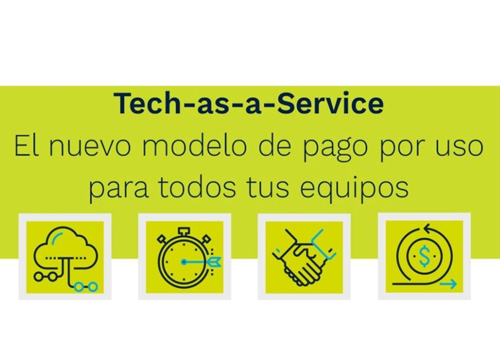 Tech Data as a service