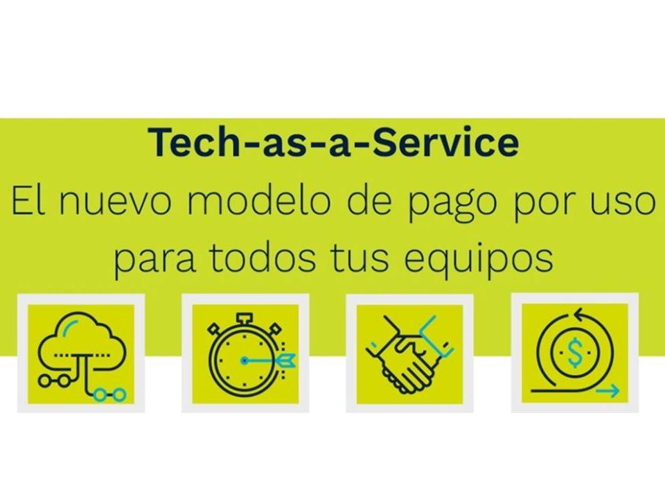 Tech-as-a-Service o cómo el pago por suscripción te puede ayudar a vender más