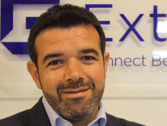 Javier Jiménez, director general de Extreme Networks