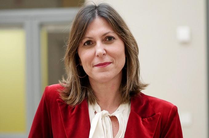 Ana Cerbilla, directora general de Pagero en el Sur de Europa