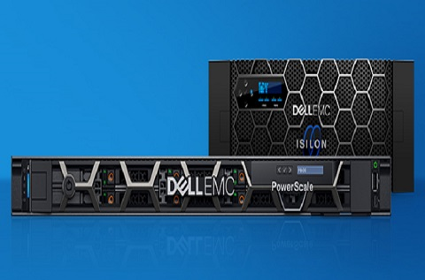 Dell EMC PowerScale.