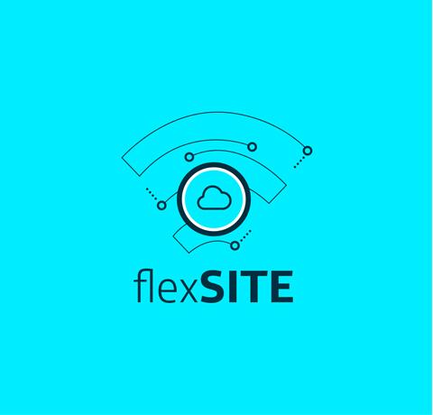 Wi-Fi de nueva generación para empresas y AAPP: flexSITE