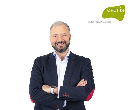 Javier Rodríguez, director de la oficina de Madrid de Everis.