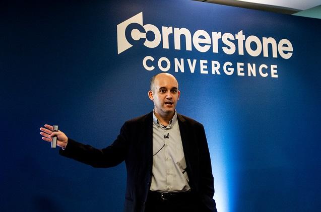 José Rodríguez, Director, Cloud Technology & Global Data Protection Officer en Cornerstone OnDemand
