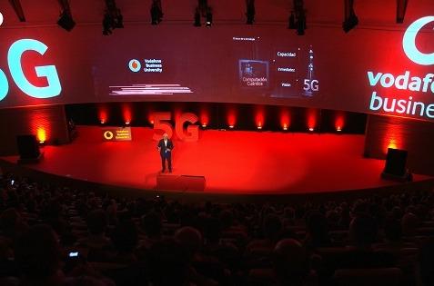 Más de 3.500 empresas innovan con Vodafone.