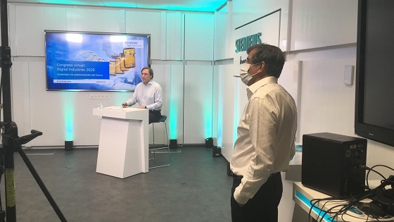 Siemens presenta los últimos avances en smart factories en su Congreso Virtual