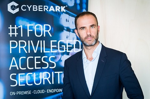 Albert Barnwell, cyberark