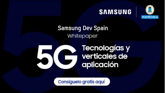 Casos de uso más innovadores en 5G, nuevo informe de Samsung.