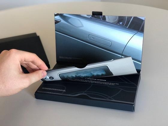 Con Sigfox, Land Rover ha enviado 5.000 paquetes que contienen un botón conectado