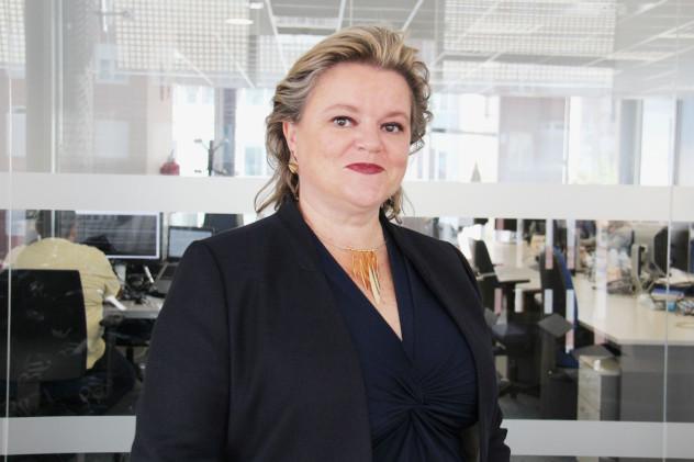 Julia Serrano, directora de Infraestructure Services en GFI